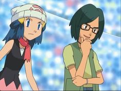 Pokemon DP Episode 515 - Smells Like Team Spirit!