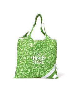 Latitude Impact Tote in 4 hot colors folds to a carry pouch!
