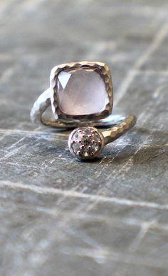 Silver Byblos Fashion Ladies' Ring, gorgeous!
