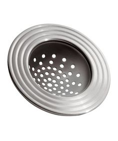 Love this Brushed Stainless Steel York Sink Strainer on #zulily! #zulilyfinds