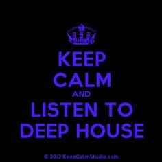 Just love deep house!!