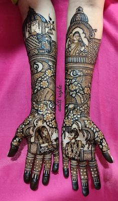 Photo By Aditis Mehendi Art – Mehendi Artist You can find different rumors about the history of the marriage dress; Engagement Mehndi Designs, Peacock Mehndi Designs, Latest Bridal Mehndi Designs, Henna Art Designs, Indian Mehndi Designs, Stylish Mehndi Designs, Mehndi Design Photos, Wedding Mehndi Designs, Beautiful Mehndi Design