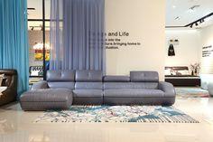 Modern Leather Sofa, Europe Fashion, Sofa Design, News Design, Sofas, Couch, Furniture, Home Decor, Style