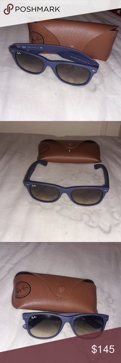 3edf97ccc0 Ray-ban new wayfarer RB2132 811/32 Like new no scratch no sign of
