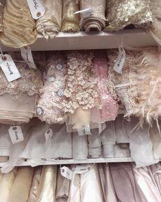 Ideas For Diy Wedding Dress Patterns Sewing Fabrics Diy Wedding Dress, Wedding Dress Patterns, Dress Sewing Patterns, Wedding Lace, Bridal Lace, Lesage, Fashion Studio, Fashion Details, Pink Dress
