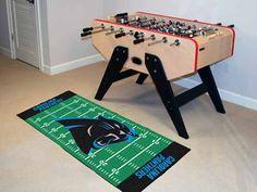 Carolina Panthers Runner Rug