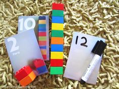 Fun Maths for kids with Lego Duplo