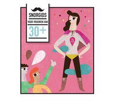 Snorgids voor vrouwen van 30+ www.Millows.nl