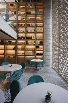 Stylish restaurant furniture - NZ Architects - http://architecturehdt.co.nz/hospitality/