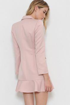 0e82b2360 860 Best Blazer dress images in 2019   Blazer dress, Fashion, Blazer