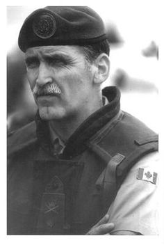 April 7, 1994: On this day the Rwanda genocide - the worst example of genocide since World War Two - began with the deaths of 10 Belgian UN peacekeepers at the hands of Rwandan forces.  Canadian General Romeo Dallaire UN Commander of record.