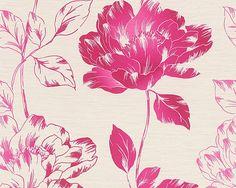 Tapeta ścienna w kwiaty New Classics 95881-3 AS Creation