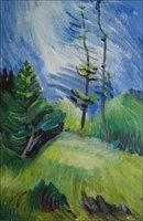 Collection – Audain Art Museum Emily Carr Paintings, House Painter, Group Of Seven, Impressionist Art, Jackson Pollock, Canadian Artists, Art Lessons, Art Museum, Fine Art