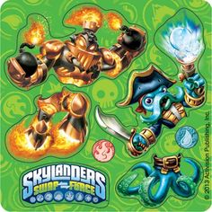 Make Your Own Skylanders Stickers - Birthday & Theme Party Supplies - 50 per pack SmileMakers,http://www.amazon.com/dp/B00E5L2L4I/ref=cm_sw_r_pi_dp_96Yrtb0K46N62NBZ