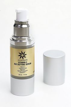 Vitamin C Serum by Invigorate Cosmetics – Best Vitamin C Serum to Reduce the Appearance of Wrinkles, Cleanse Skin, and Restore a Youthful, Vibrant Complexion – With Hyaluronic Acid and Green Tea * To view further for this item, visit the image link.