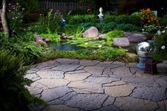 Great for walkways, patios, and pools, Mega-Arbel Pavers give homeowners the perfectly integrated, natural-looking hardscapes they desire. Belgard Pavers, Flagstone, Natural Stone Pavers, Rock Yard, Landscaping Supplies, Concrete Patio, Outdoor Projects, Outdoor Entertaining, Outdoor Living