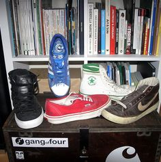Pedro Oliveira   Colecção sneakers