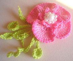 Croche maravilha de arte: aplicações