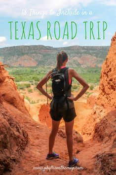 Things to Include on a Texas Road Trip 18 Things to Do on a Texas Road Trip!Place Place may refer to: Texas Roadtrip, Texas Travel, Road Trip Usa, Travel Usa, Hiking Texas, Cool Places To Visit, Places To Travel, Travel Destinations, Places To Go