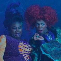 "This Hocus Pocus Parody Will Make You Double Over With Laughter: From the team who brought you ""Mean Gurlz"" and ""Titaniqua"" comes Todrick Hall's latest parody: ""Hocus Broke-us."""