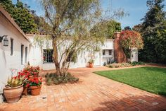 Marilyn Monroe's Brentwood house