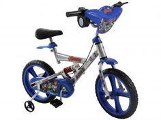 Bicicleta Infantil Bandeirante Avengers X-Bike - Aro 14