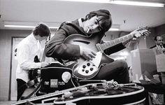 Imagenes de The Beatles que quizas no viste