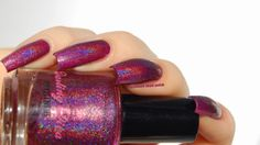 Darling Diva Polish - If anyone falls