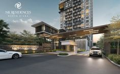 entrance guardhouse condominium - Google Search