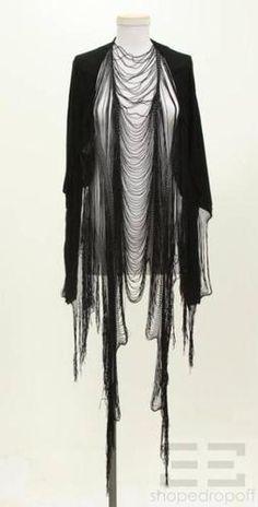 Rick Owens Lilies #style #black #fashion