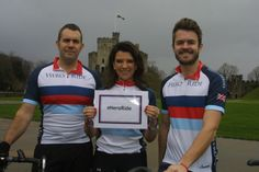Dawn Harper, British Armed Forces, Cardiff, Manchester, Cycling, Castle, Challenges, Product Launch, Hero