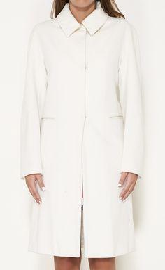 New York Industrie Cream Coat