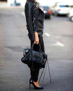 Balanciaga City Bag. Need. Been lusting after for years, and a good mama bag.