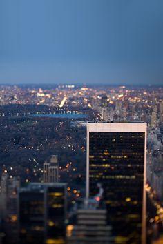 New York Central Park at Dusk. The Places Youll Go, Places To See, Empire State Of Mind, I Love Nyc, Dream City, Concrete Jungle, Urban Landscape, Plein Air, City Lights