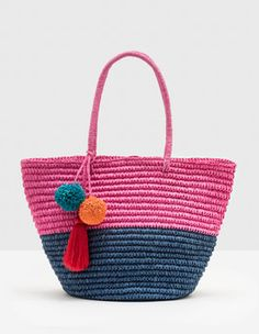 Donna Beach Bag Boden