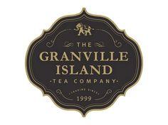 Grandville Island Tea Company Logo