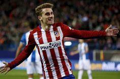 Blog Esportivo do Suíço: Griezmann renova contrato com o Atlético de Madri até 2021