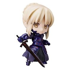 NENDOROID Fate/stay Night : Saber Alter Super Movable Edition