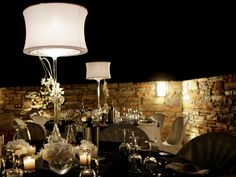 greek wedding decoration by redboxdays. Wedding Decorations, Wedding Ideas, Greek Wedding, Athens, Marriage, Anniversary, Chandelier, Ceiling Lights, Weddings
