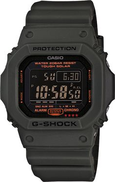 Very clean G-Shock watch. I have owned 3 of these over the years and they have…