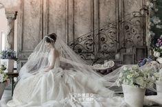 板橋蘿亞手工婚紗 Royal handmade wedding dress 婚紗攝影