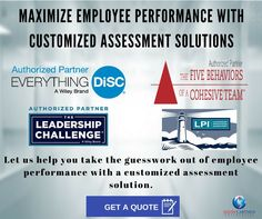 How would you like to predict employee performance or team behavior with a certain degree of accuracy, while handling conflict before it arises? Let my customized assessment solutions eliminate the guesswork and accelerate performance! https://jasoncarthen.com/customized-assessment-solutions/?utm_content=buffer5f549&utm_medium=social&utm_source=pinterest.com&utm_campaign=buffer #99NFL #ISpeakLifeAcademy #SpeakLifeUniversity #LeadershipLinebacker