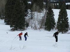 Chama Chile Ski Classic, photo copyright Tim Machado