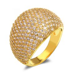 Find More Information about Classic 18K Gold Plated Pave setting 251pcs CZ Crystal Finger Rings for Women Cubic Zirconia Platinum Plated Wedding Rings,High Quality crystal engagement ring,China crystal key-chain Suppliers, Cheap crystal bluetooth from HY Fashion Jewelry on Aliexpress.com