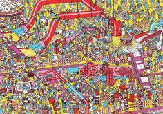 Where's Wally? - Imgur