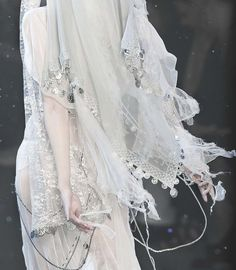 Detail of John Galliano F/W 2009