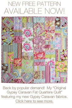 Free Amy Butler Quilt Patterns - Thank you!!!  Lost my copy of this and now I can finally finish this quilt!!!