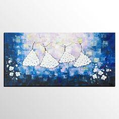 Canvas Wall Art, Ballet Dancer Painting, Original Artwork, Canvas Painting Abstract Canvas Art, Acrylic Art, Canvas Wall Art, Oil Painting Texture, Hand Painting Art, Modern Art Paintings, Colorful Paintings, Original Artwork, Original Paintings