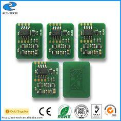 Compatibel Kleur toner reset chip voor OKI C5600 C5700 laser printer refill cartridge 43324448 K/43324447 C/43324446 M/43324445 Y
