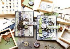"""Результаты задания """"Мужская открытка с фотопленкой"""" Marlen. Birthday Cards For Men, Man Birthday, Scrapbook Albums, Scrapbooking, Cogs, Masculine Cards, Making Ideas, Diy And Crafts, Card Making"""